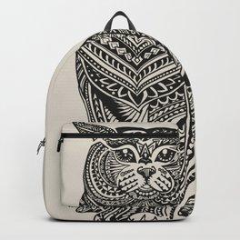 Polynesian British Shorthair cat Backpack
