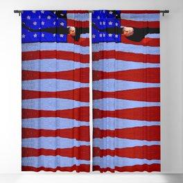 America!! Blackout Curtain