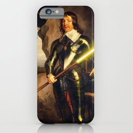 Ye Olde Glowstick III iPhone Case