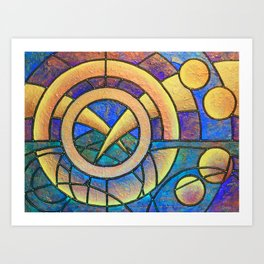 Sacred Space Art Print