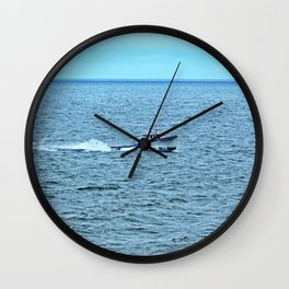 Sweet Deal Races into the Harbour Wall Clock