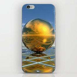 Big Brass Ones iPhone Skin