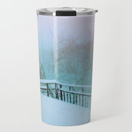Balcon enneigé Travel Mug