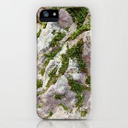 Vibrations, Glacier National Park iPhone Case