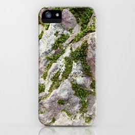 Vibrations, Glacier National Park iPhone Case