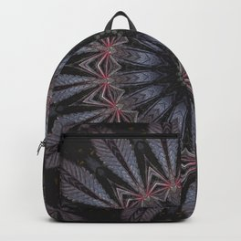 Purple Eye Backpack