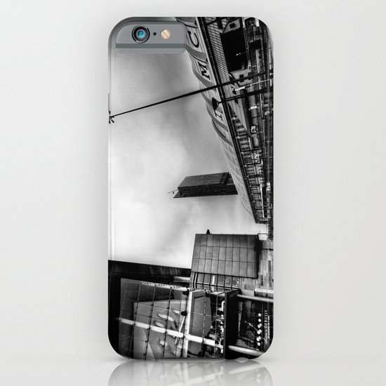 I Love Manchester iPhone & iPod Case