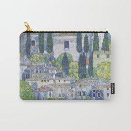 Gustav Klimt Church in Cassone Carry-All Pouch