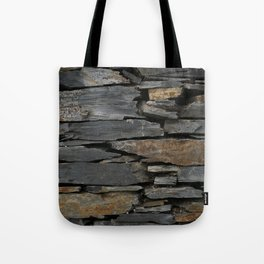 Stone wall Tote Bag