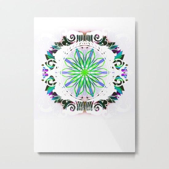 MAHA Metal Print