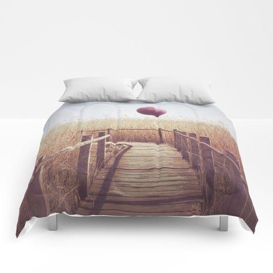 Secret Destinations Comforters