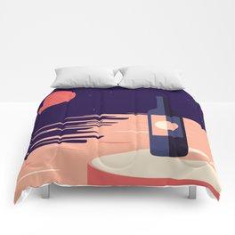 Moonlight + Wine Comforters
