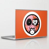 pagan Laptop & iPad Skins featuring Pagan Helladay by Pagan Holladay