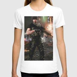 Residen Evil Carlos T-shirt