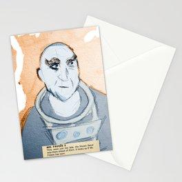 Mr. Freeze Stationery Cards