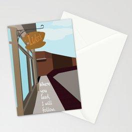 Lukes Diner Stationery Cards