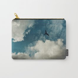 Same Old Sky Carry-All Pouch