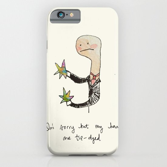 I'm sorry but... iPhone & iPod Case