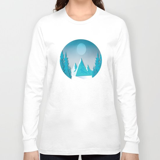My Nature Collection No. 39 Long Sleeve T-shirt
