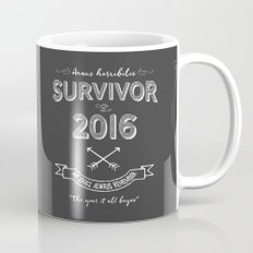 2016 Survivor Mug