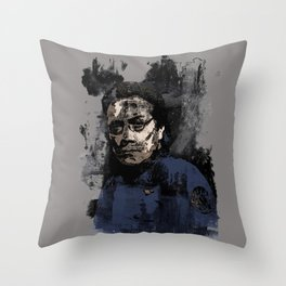 The Admiral Throw Pillow