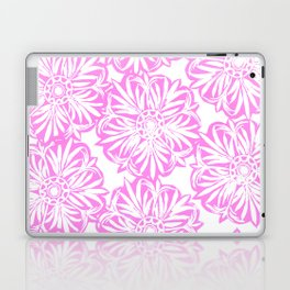 Hand Carved Starburst Pink Laptop & iPad Skin