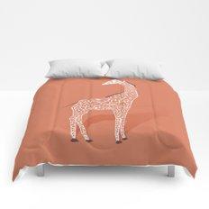 Animal Kingdom: Giraffe I Comforters