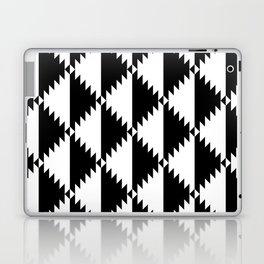 Aztec 3 B&W Laptop & iPad Skin