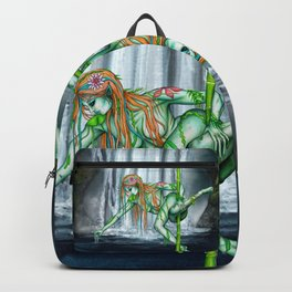 Pole Creatures - Water Nymph Backpack