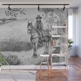The Witchfinder General Wall Mural