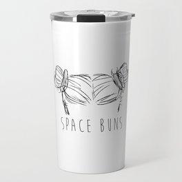 Space Buns Travel Mug