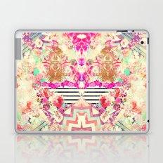Flowers Mix Vintage Patchwork Laptop & iPad Skin