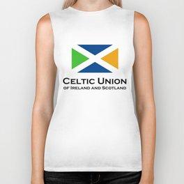 Celtic Union Biker Tank