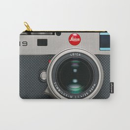 Leica Camera M9 Silver Carry-All Pouch
