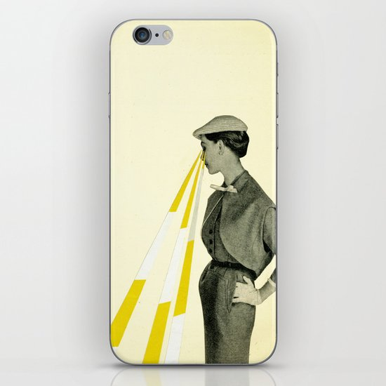 Observing iPhone & iPod Skin