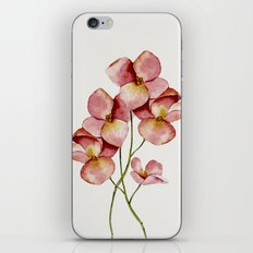 Soft Flowers iPhone Skin
