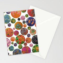 Petri Dish Polka Dot  Stationery Cards