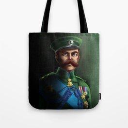 Lieutenant Luigi Tote Bag