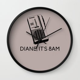 DIANE Wall Clock