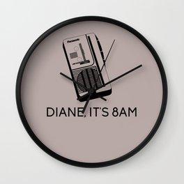 DIANE Wall Clock