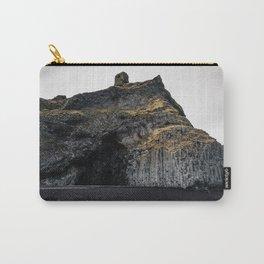 Black sand beach Iceland Carry-All Pouch