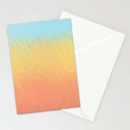 That Field of Golden Wheat Stationery Cards