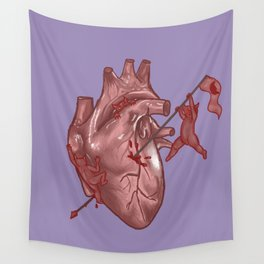 Pandemonium of the Heart Wall Tapestry