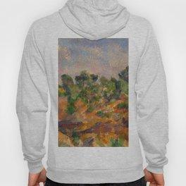 "Paul Cezanne ""Bibémus"" Hoody"