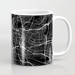 Los Angeles - Minimalist City Map Coffee Mug