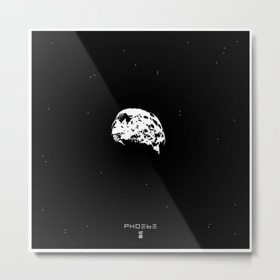 PHOEBE Metal Print