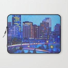 Denver Skyline Laptop Sleeve
