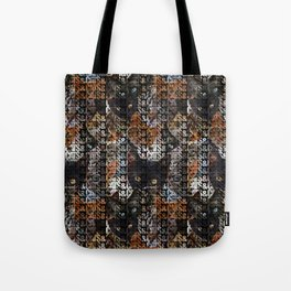 Cats and Cats and Tote Bag