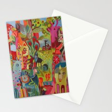 Life Long Ride  Stationery Cards