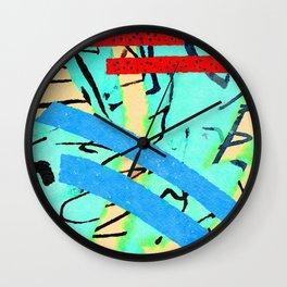 Roadhouse Wall Clock